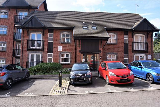 Thumbnail Flat for sale in The Wharf, Leighton Buzzard