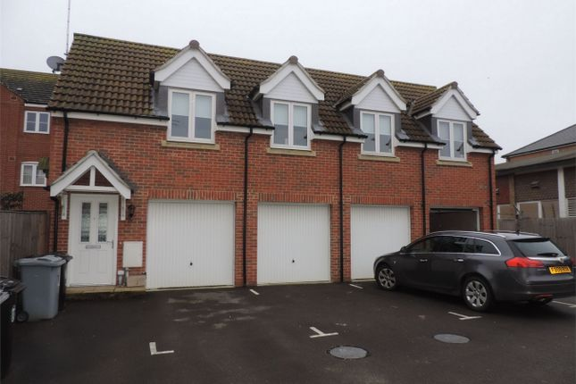 2 bed flat to rent in 17 Stroud Close, Bourne, Lincolnshire