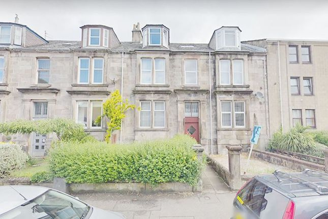 Thumbnail 2 bed flat for sale in 31, Cardwell Road, Gourock PA191Uw