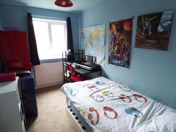 Bedroom Three of Broadwood Close, Disley, Stockport, Cheshire SK12