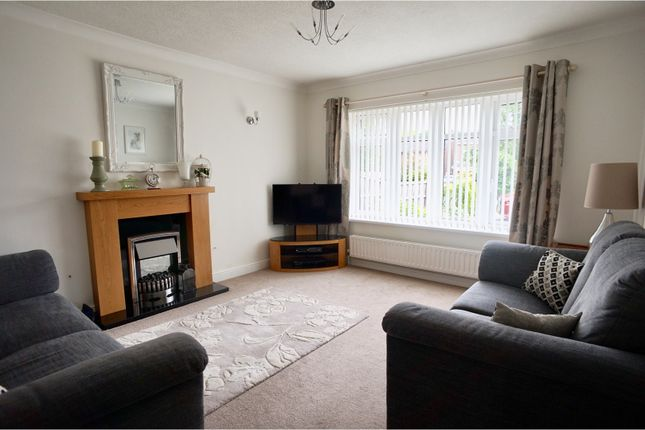 Thumbnail Detached house for sale in Wyatt Close, Martin