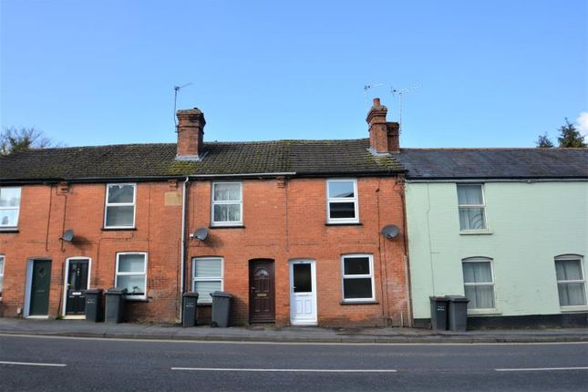 Thumbnail Terraced house to rent in New Street, Andover