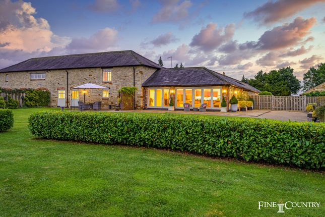 Thumbnail Barn conversion for sale in Pipewell, Kettering