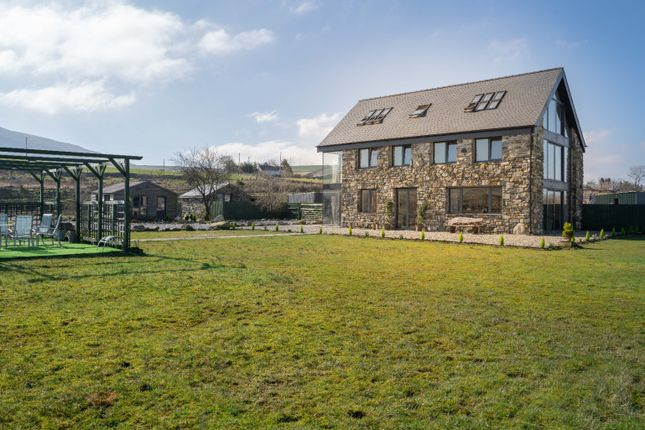 5 bed detached house for sale in Nebo, Caernarfon LL54