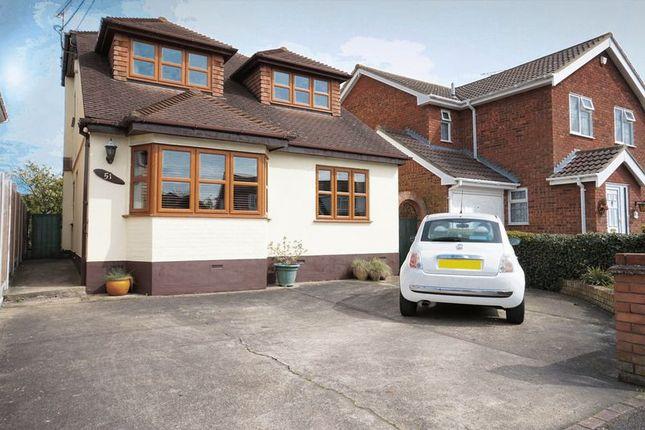 Thumbnail Detached house for sale in Fleet Road, Benfleet