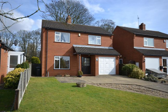 Thumbnail Detached house for sale in Old Hall Drive, Dersingham, King's Lynn