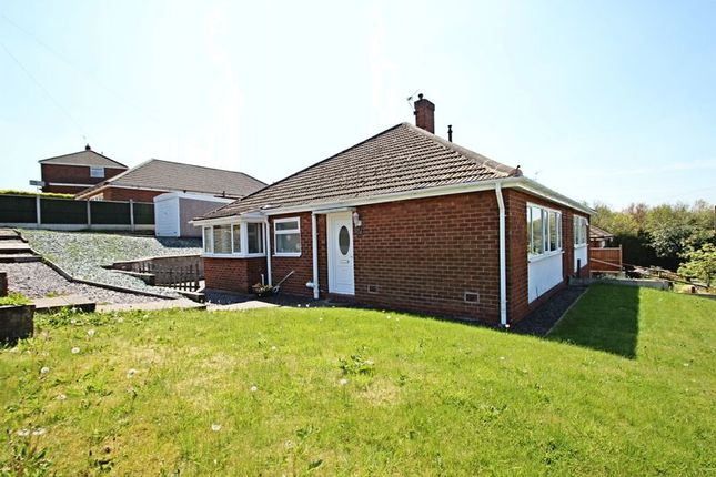 2 bed semi-detached bungalow for sale in Elm Close, Kidsgrove, Stoke-On-Trent