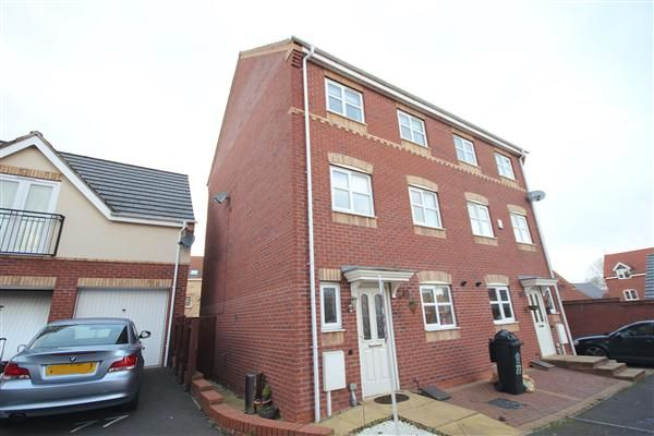 Thumbnail Semi-detached house to rent in Saxthorpe Road, Hamilton, Leicester