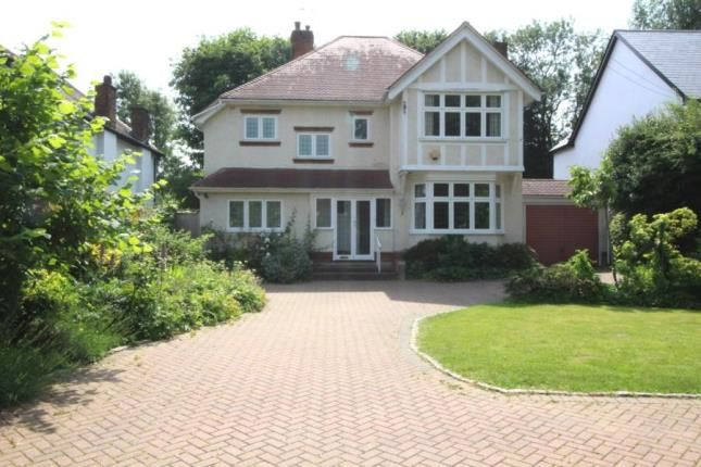 Thumbnail Detached house for sale in Park Way, Shenfield, Brentwood, Essex