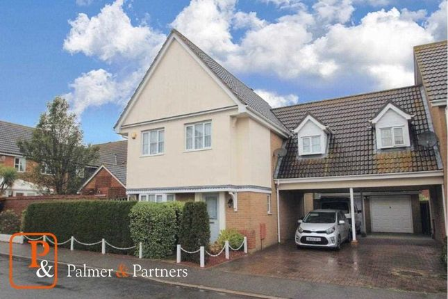 Thumbnail Link-detached house for sale in Artillery Drive, Dovercourt, Harwich
