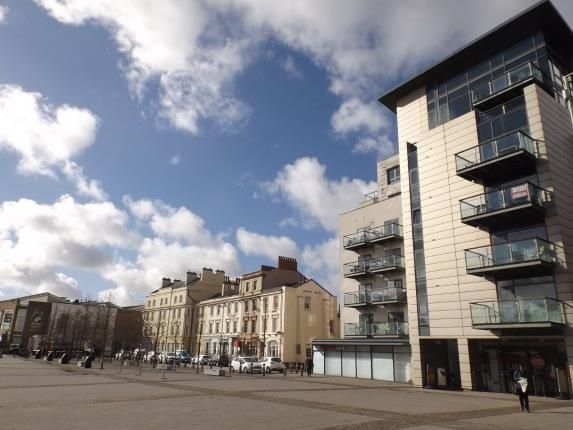 Thumbnail Flat for sale in Quayside, Bute Crescent, Cardiff, Caerdydd