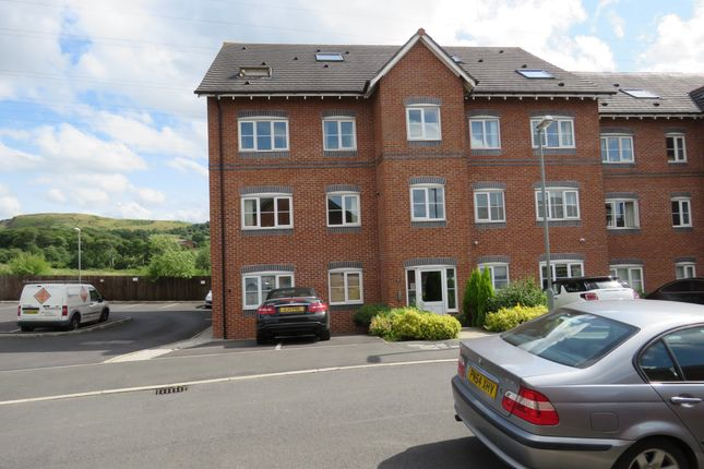 Thumbnail Flat to rent in Honeysuckle Court, Huncoat, Accrington