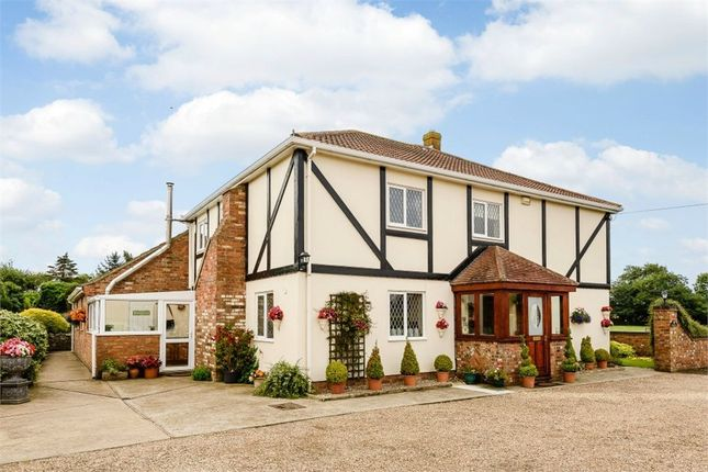 Thumbnail Detached house for sale in Park Row, Louth, Lincolnshire