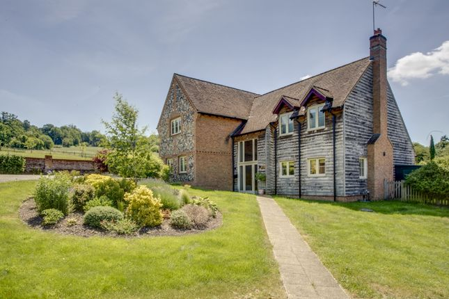 Thumbnail Detached house to rent in Rivers Edge, Wooburn Green, High Wycombe