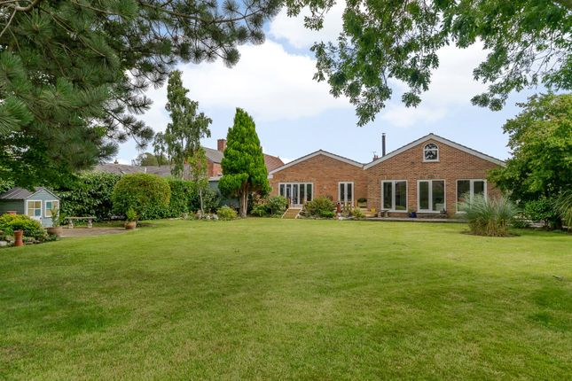 Thumbnail Detached bungalow for sale in Winard, 63 High Street, Collingham, Newark