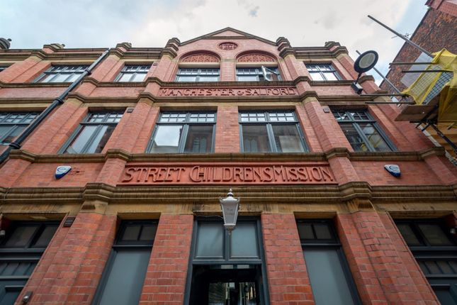 Thumbnail Property to rent in Wood Street Townhouse, Manchester