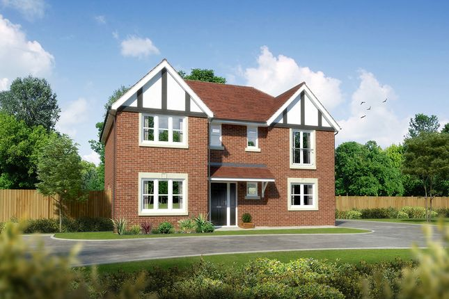 """Thumbnail Detached house for sale in """"Laurieston"""" at Whittingham Lane, Broughton, Preston"""