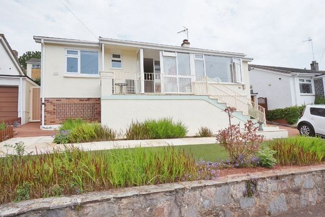 Thumbnail Bungalow for sale in Brantwood Drive, Paignton