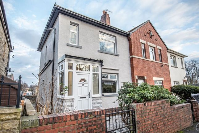 3 bed semi-detached house to rent in Park View, Cleckheaton BD19