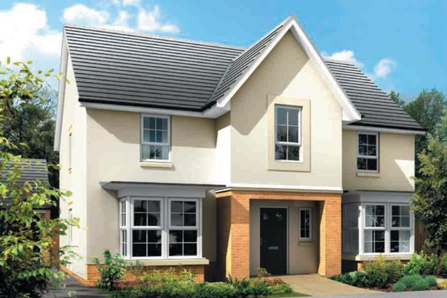 "Thumbnail Detached house for sale in ""Langholm"" at Barochan Road, Houston, Johnstone"