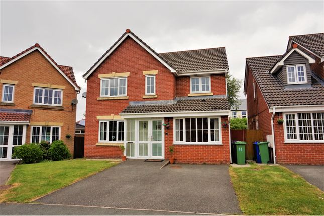 Thumbnail Detached house to rent in Cravenwood, Ashton-Under-Lyne