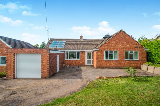 Thumbnail Detached bungalow for sale in Duchess Road, Osbaston, Monmouth