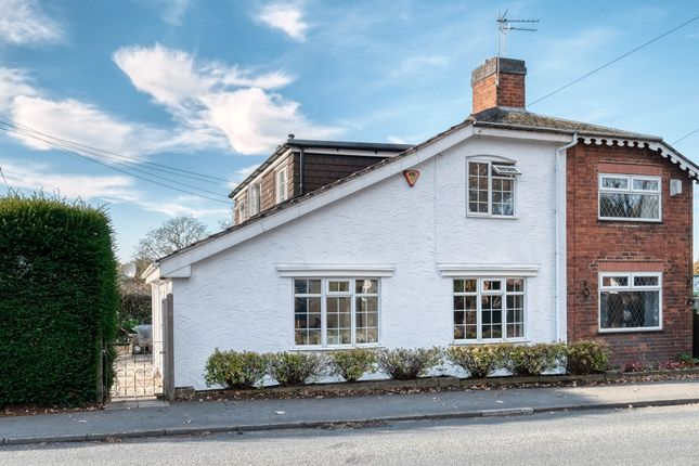 Thumbnail Cottage for sale in Alcester Road, Wythall, Birmingham