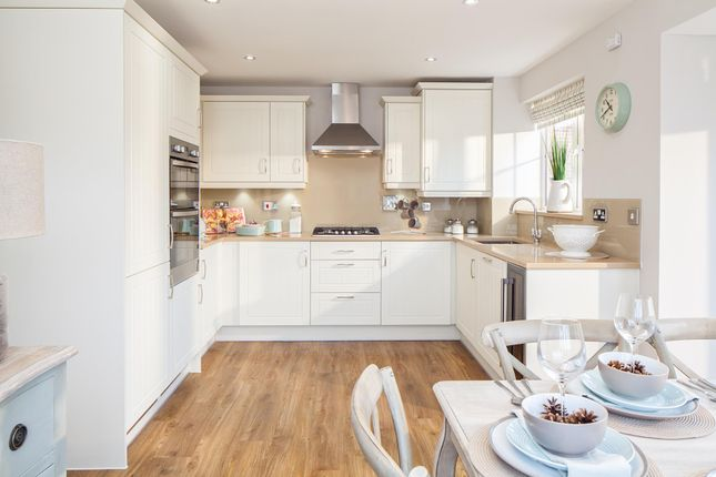 """Thumbnail Detached house for sale in """"Morpeth"""" at High Street, Watchfield, Swindon"""