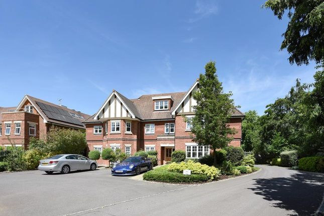 Thumbnail Flat to rent in London Road, Binfield