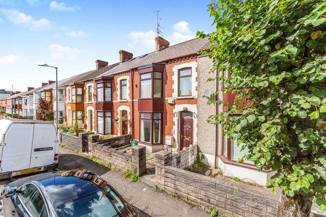 Thumbnail Terraced house for sale in Beverley Street, Port Talbot