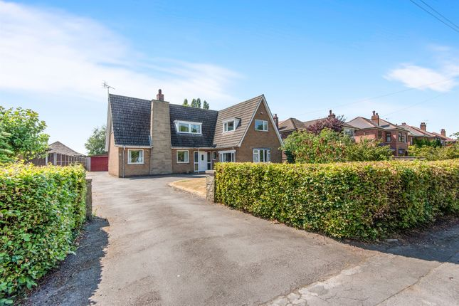 Thumbnail Detached house for sale in Bar Road South, Beckingham, Doncaster