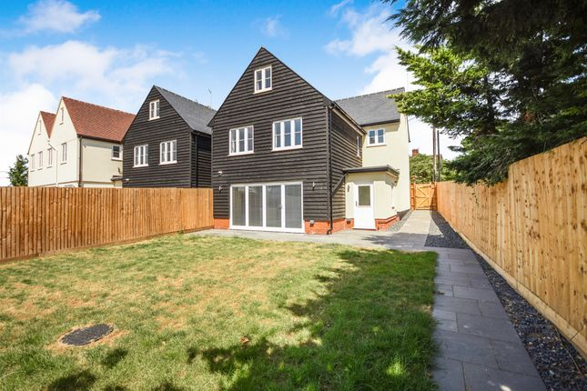 Thumbnail End terrace house for sale in Boyton Cross, Roxwell, Chelmsford