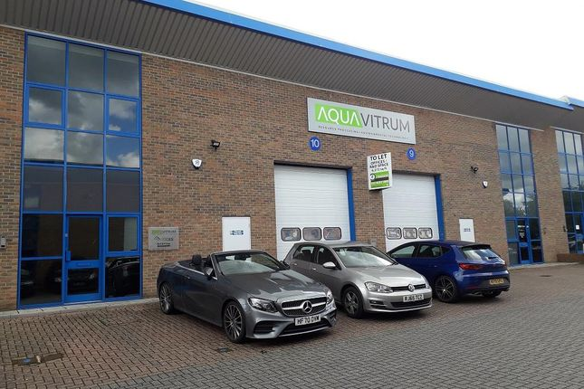 Thumbnail Warehouse to let in Units 9-10 Brickfield Trading Estate, Brickfield Lane, Chandler's Ford, Hampshire