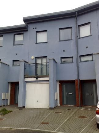 Thumbnail Town house to rent in St Christopher's Court, Maritime Quarter