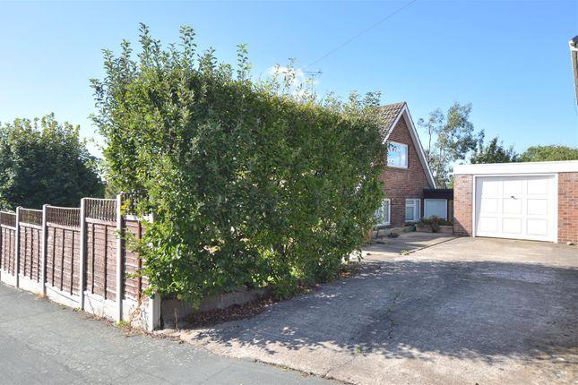 Detached Garage of Dovedale Rise, Allestree, Derby DE22