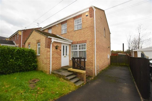Thumbnail Semi-detached house to rent in Crowswood Drive, Stalybridge