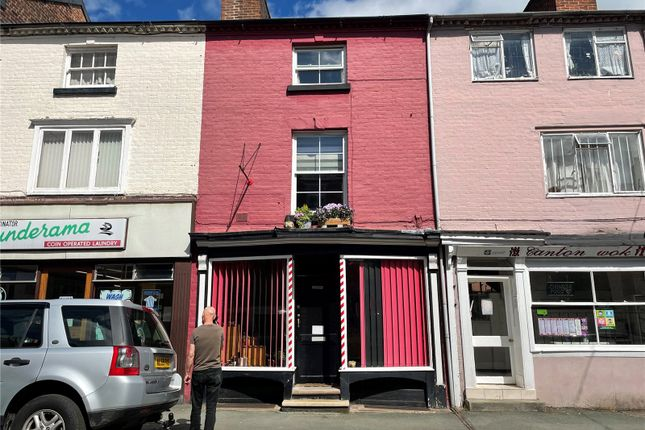 Thumbnail Flat for sale in Severn Street, Newtown, Powys