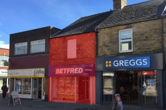 Thumbnail Retail premises for sale in Front Street, Stanley