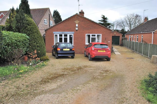 Thumbnail Detached bungalow for sale in Sandy Lane, Ingoldisthorpe, King's Lynn
