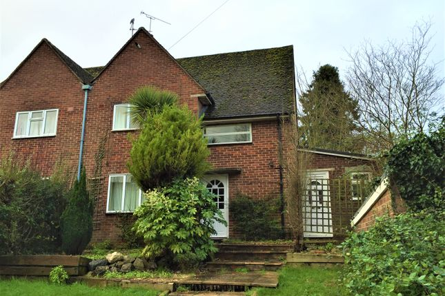 Thumbnail Semi-detached house to rent in Wavell Way, Stanmore, Winchester, Hampshire