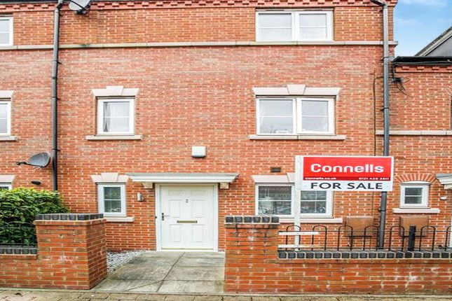 Thumbnail Town house for sale in Barrett Street, Edgbaston, Birmingham
