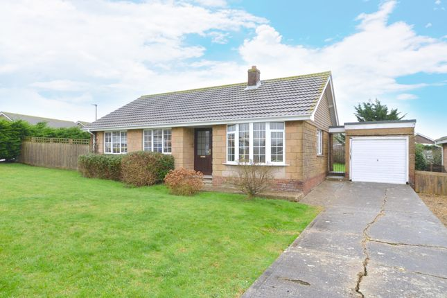 Thumbnail Detached bungalow to rent in Whitecliff Close, Sandown