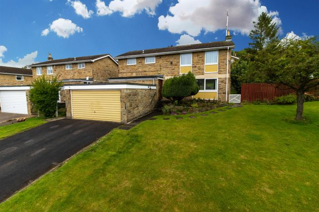 Thumbnail 4 bed detached house for sale in Riverside Avenue, Otley