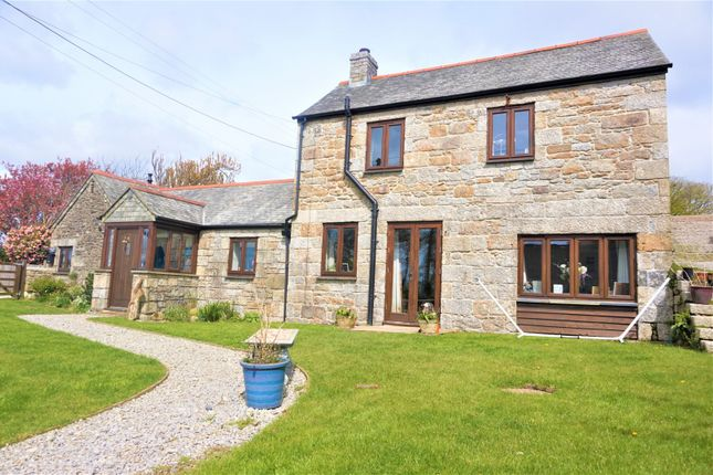 Thumbnail Barn conversion for sale in Carnkie, Helston