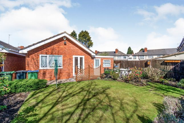2 bed detached bungalow for sale in Lea Avenue, Wednesbury WS10