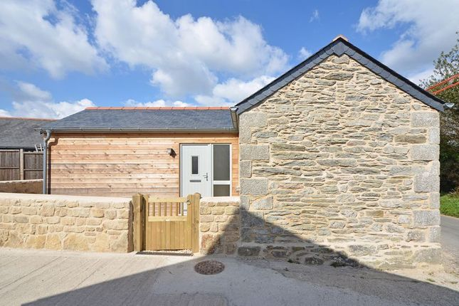 1 bed barn conversion for sale in Trewedna Lane, Perranwell Station, Truro TR3