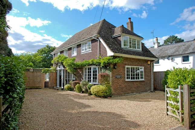 Thumbnail Detached house for sale in Waterditch Road, Bransgore, Christchurch