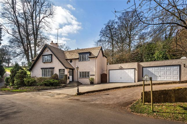 Thumbnail Detached house for sale in Portley Wood Road, Whyteleafe, Surrey