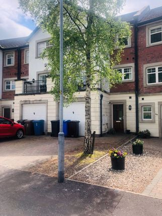 Thumbnail Town house to rent in Beech Heights, Belfast