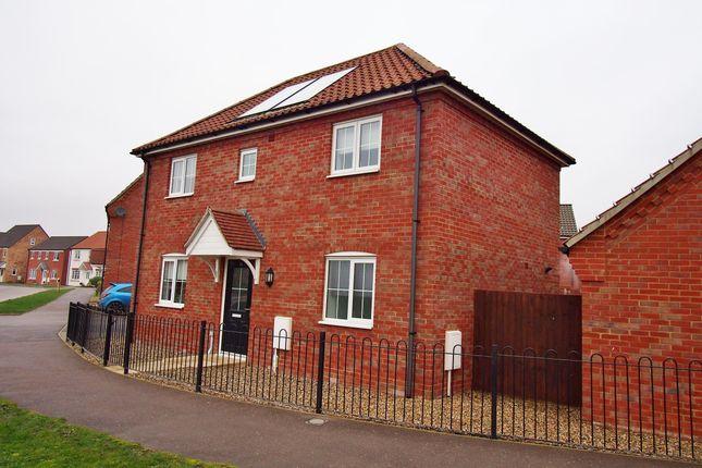 Carpenter Close, Wymondham NR18
